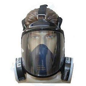 Mascara Panorâmica Facial Total Plastcor Com 2 Filtros Inclusos VO + P2 Plastcor
