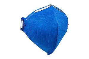 Máscara Respiratória PFF2 Sem Válvula Pro Agro Delta Plus CA 38504 WPS1227