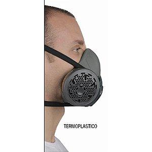 Respirador BLS EVO 4000-R Com 2 Filtros PFF3 P3 Inclusos - 202 P3 SL