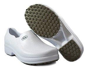 Calçado Impermeável Branco Em Eva Works BB65 CA 31898