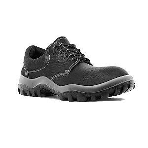 Sapato Safetyline Bico Aço c/ cadarço 4880 CA 13126