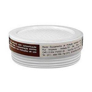 Filtro Químico Modelo CQB-A P/ Máscara TOP AIR IV