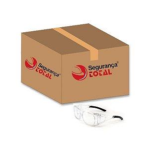 Óculos Vicsa Spot Incolor Caixa com 5 unidades CA 27776