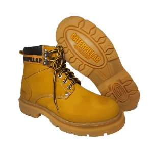 Coturno Caterpillar Brown Caramelo