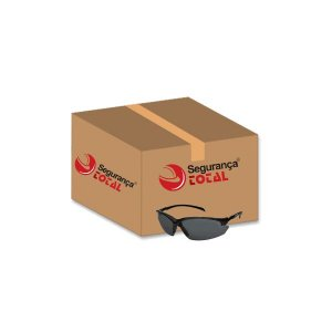 Óculos Kalipso Capri Cinza Caixa com 12 Peças CA 25714