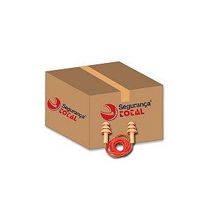 Protetor Auricular Silicone 17DB Protect Caixa com 100 Unidades CA 28534