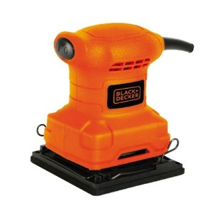 Lixadeira Orbital 200w 1/4 110v Black Decker Bs200