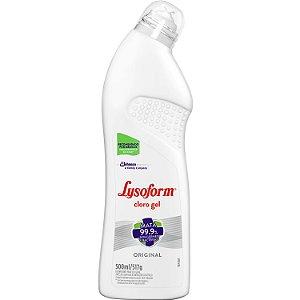 Desinfetante Cloro Gel Lysoform  Mata Vírus Bactéria Original