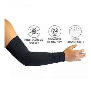 Kit Manguito 20 Peças Proteção Solar UVA/UVB Esportes Moto Aventura Ciclismo