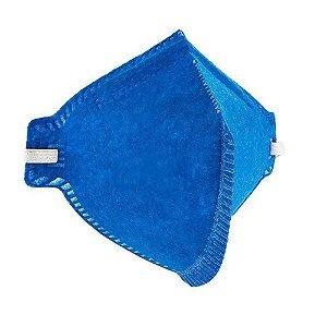 Kit Com 20 Respirador Descartável PFF2 Sem Válvula Alliance