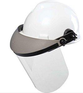 Protetor Facial MSA 200 Incolor CA 27950