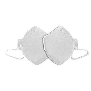 Kit 10 Respiradores PFF2 N95 Sem Válvula Alltec