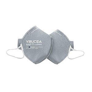 Respirador PFF2 N95 Virucida Sem Válvula Alltec