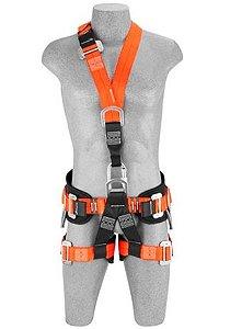 Cinto Paraquedista Facintos Em Y 5 Argolas Modelo TT Proteção Lombar e Pernas CA 39136