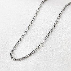 Corrente de Aço Cartier com 65 cm