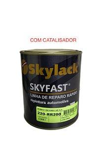 KIT VERNIZ SKYFAST HS 5:1 (0,9L) + CATALISADOR (0,180L) SKYLACK