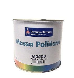 MASSA POLIESTER M3500 C/ CATALISADOR 1,5KG LAZZURIL
