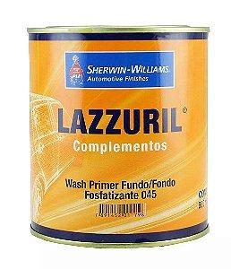 WASH PRIMER FUNDO FOSFATIZANTE 045 (0,6L) LAZZURIL