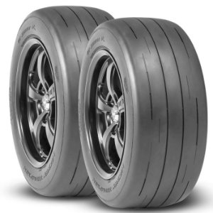 ET STREET® R - STREET LEGAL DRAG TIRE - P205/50R15 (PAR)