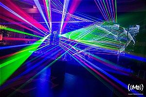 Laser Show - 2 Unidades