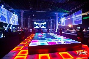 Passarela LED - m²