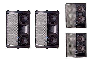 Sonorização Mecânica DJ - MACKIE