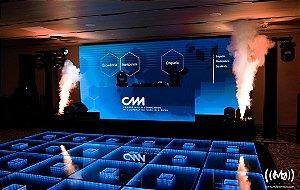 Cabine DJ LED - m²