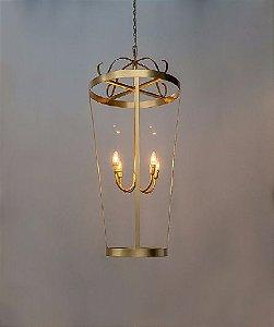 Lanterna Rústica - Unidade