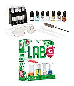 Jogo Lab 42 Experiências