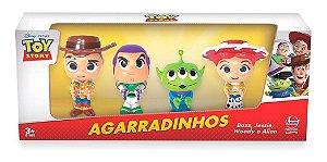 Brinquedo Agarradinhos Personagens Toy Story