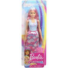 Boneca Barbie Arco-íris Articulada