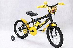 Bicicleta Aro 16 Batman