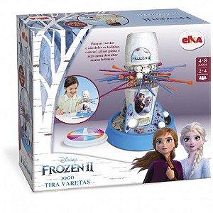 Jogo Tira Varetas Frozen