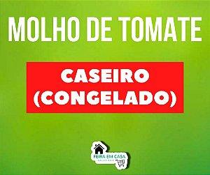 Molho de Tomate Caseiro (congelado)