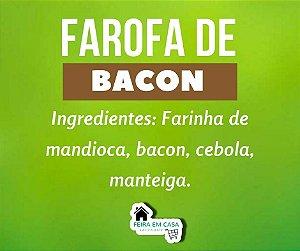 Farofa de Bacon
