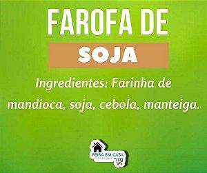 Farofa de Soja