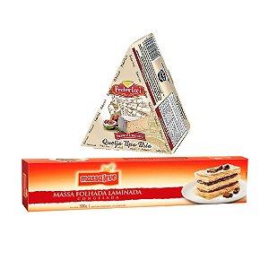 Combo: Queijo Brie + Massa Folhada