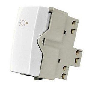 Interruptor pulsador minuteria MarGirius Sleek 10A - 16051