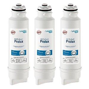 3 Refis Planeta Água para purificador Electrolux PA10N PA20G PA25G PA30G PA40G