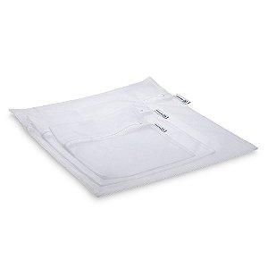 3 Sacos Protetores para lavar Roupas Delicadas Electrolux