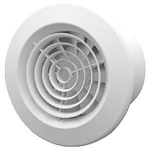 Exaustor para Banheiro Sicflux Sonora 18 Bivolt (125mm)