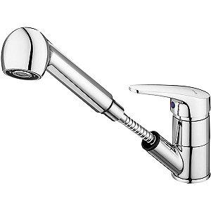 Misturador Monocomando Docol Prinz com ducha pull-out - 00617106
