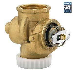 Válvula de Descarga Docol 1 1/4 polegadas para alta pressão - 01051300