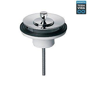 Válvula Docol Universal para Lavatório com Tampa de Metal Luxo - 00444306