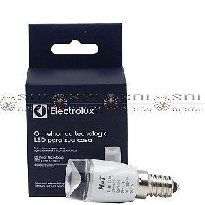 Lâmpada LED Bivolt Electrolux para Refrigerador - E14