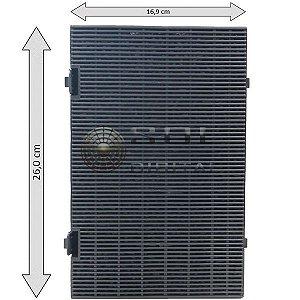Filtro de Carvão Ativado para Coifa Electrolux Home Pro 90BS
