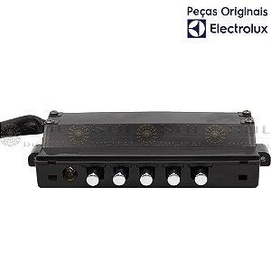 Conjunto Interruptor com LED Azul para Coifa Electrolux - E251050