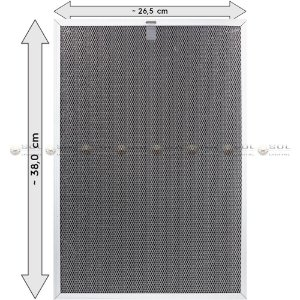 Filtro de Carvão Ativado para Coifa Electrolux Home Pro 90FS
