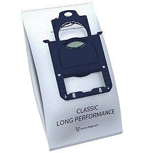 4 Sacos descartáveis Electrolux SBAG Classic Long Performance - SBAG4