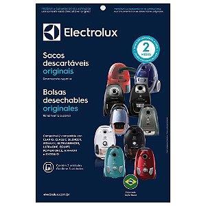 3 Sacos para Aspirador Electrolux Clario, Classic Silencer, Jetmaxx, Ultrasilencer, Ultraone, Equipt, Powerforce SBECL